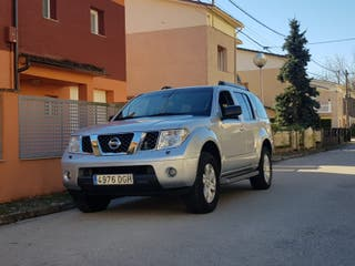 Nissan Pathfinder 7 PLAZAS AUTO.