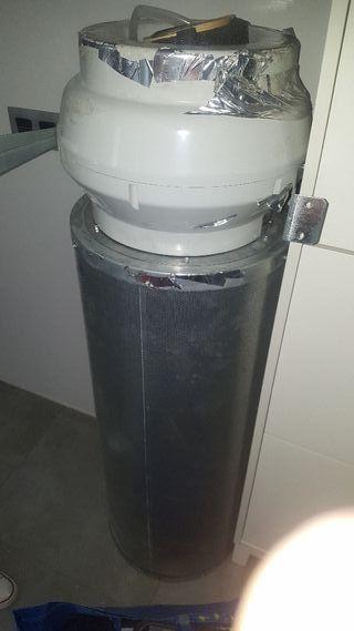 extractor + filtro