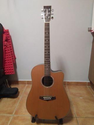 Guitarra Acústica Tanglewood tw28 csn ce