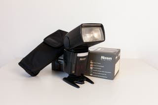 Flash Nissin Di866 MARK II para Canon