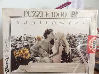 Puzzle de 1000 piezas.
