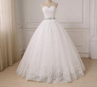 b1cff77113 Falda de novia de tul de segunda mano en la provincia de Alicante en ...