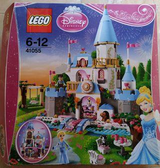 castillo Cenicienta de LEGO