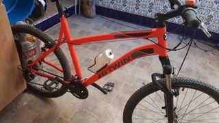 bicicleta btwin 340