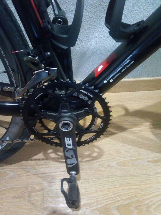 Bicicleta de carretera MMR ADRENALINE SLD RS
