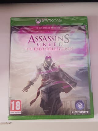 assassins creed the ezio coleccion