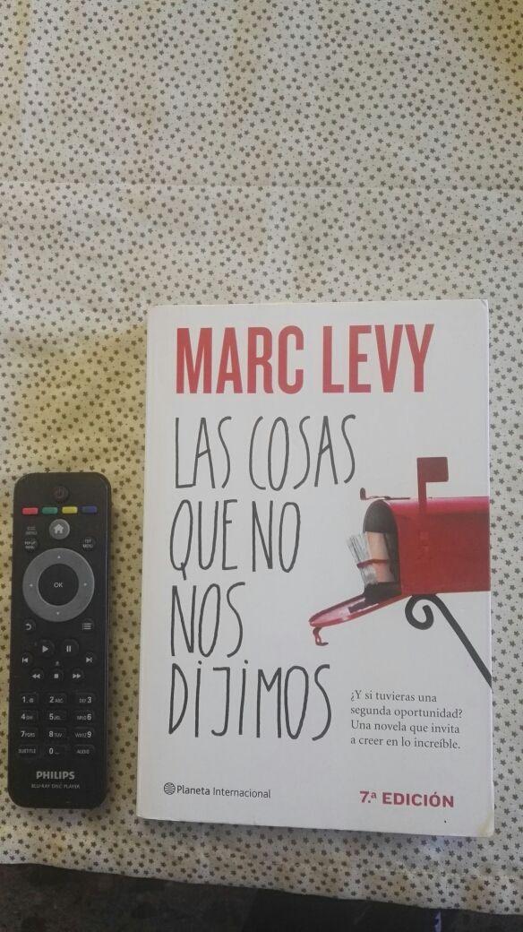 LAS COSAS QUE NO NOS DIJIMOS Marc Levy. Ed grande