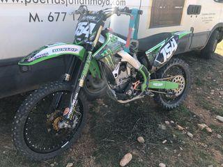 Kawasaki kx 250cc 4t