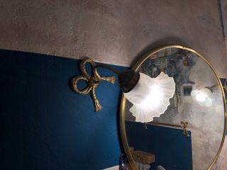 Accesorios de baño de bronce