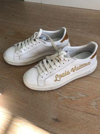 Zapatillas Gucci de segunda mano en WALLAPOP 1b5bfce7447