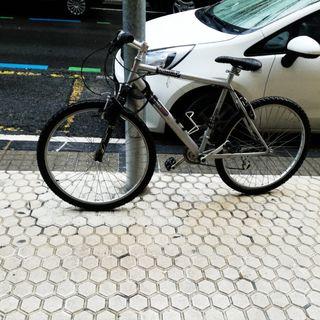 bicicleta de montaña, ( regalo el candado )
