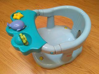 Asiento baño bebé olmitos