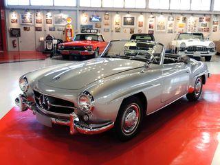 Mercedes-Benz 190SL Cabrio 1956 *Muy buen estado*