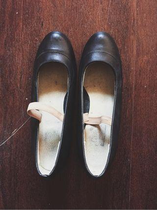 Zapatos flamenco