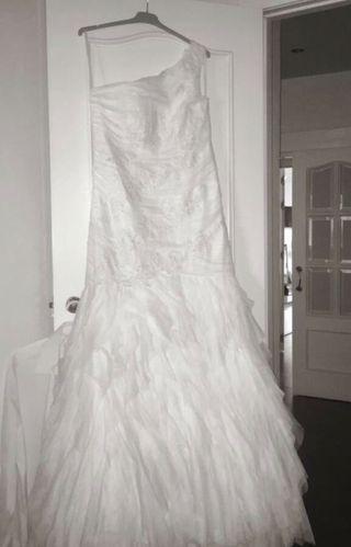Modista para vestido de novia madrid