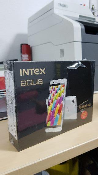 Smartphone Aqua Shine 4G