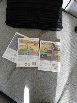 Pack de juegos WII