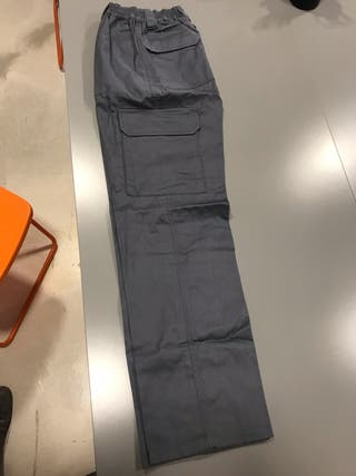 Pantalón seguridad reforzado