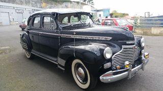 Chevrolet 1941 Master deluxe