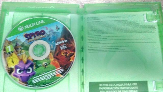 Spyro Reignited Xbox One