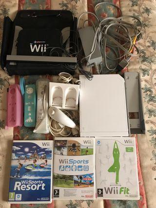 Wii+ wii board