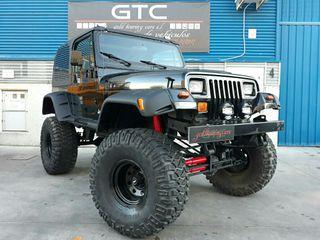 Jeep Wrangler TODO HOMOLOGADO