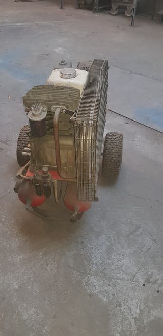 compresor aire Honda 160 gasolina ,gran potencia