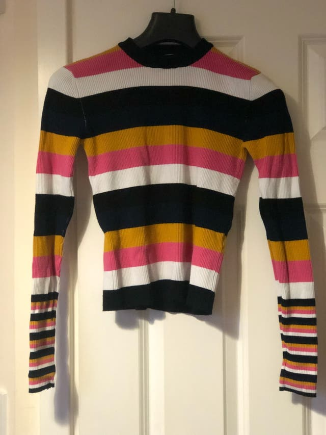 Jumper from zara