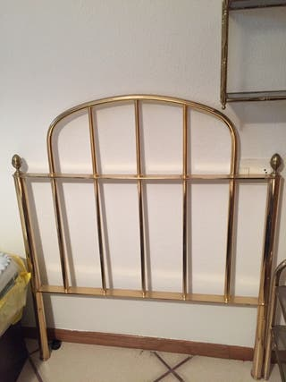 Cabecero metal cama de 90