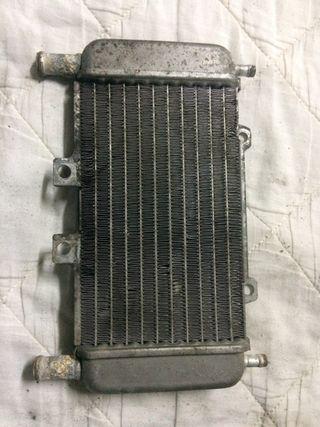 Radiador agua Gilera Runner 50cc