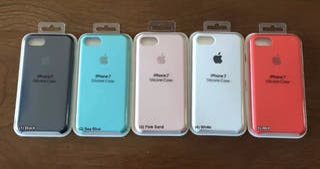 Funda silicona iPhone