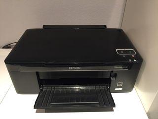Impresora Epson Stylus Color SX130 + Cartuchos