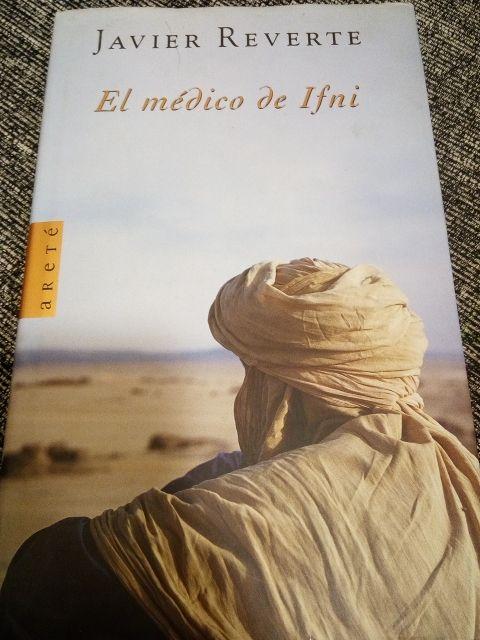 El medico de Ifni, libro.