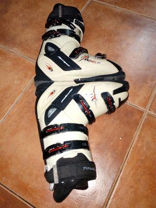 Botas de esqui Rosignol Freeride XX talla 26,5