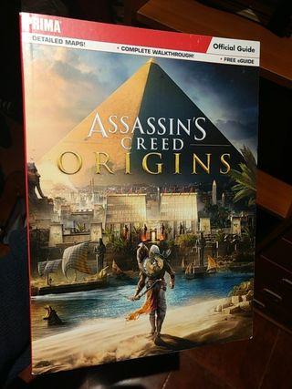 Guia Oficial Assassins Creed Origins