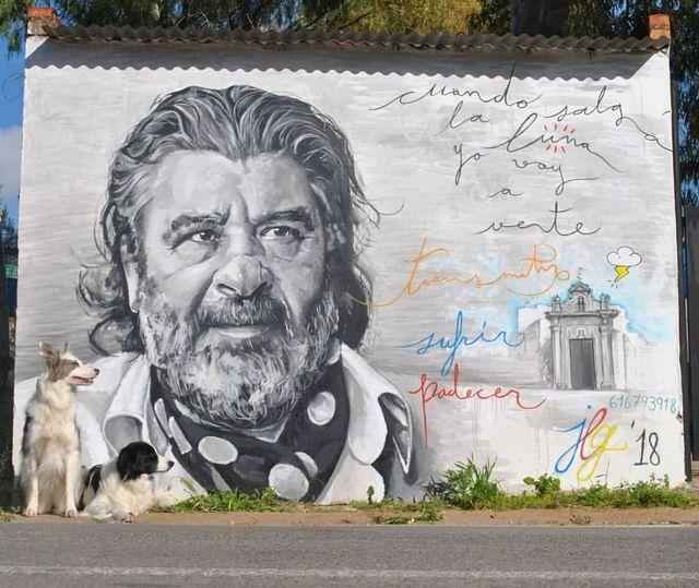 pintura mural y arte