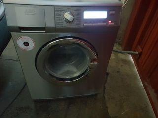 lavadora AEG de 7 kg 1200 revoluciones de inox
