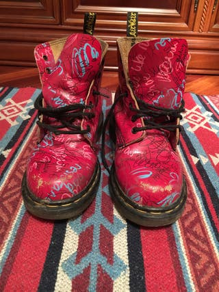 Vintage Dr Martens mujer limited edition Talla 37