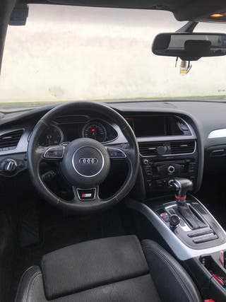 Audi A4 2013 S Line Edition NEGOCIABLE