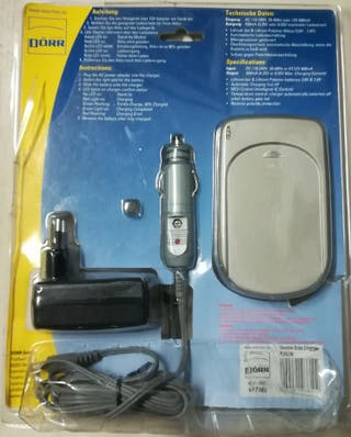 Cargador universal Nikon, EnEl 1 ,En/el3