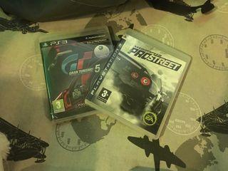 Videojuegos PS3 - Turismos