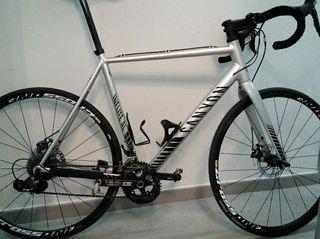 Bicicleta Canyon Inflite Al. Ciclocross o gravel.