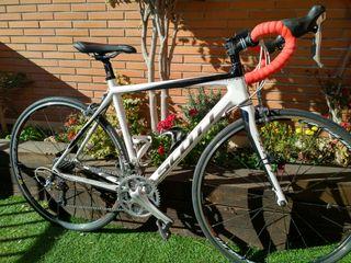 bicicleta scott cr1 team