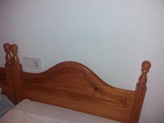 2 cabeceros de cama de 90 cm