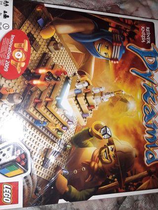 PIRAMIDE DE RAMSES LEGO