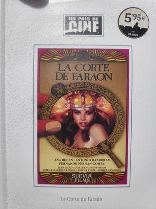 la corte del faraon dvd