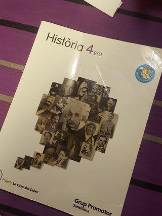 libro història 4 eso