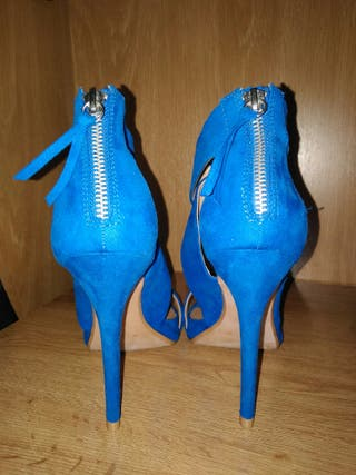 Zapatos de tacón Zara de segunda mano en Ávila en WALLAPOP 9cb752d9d0c3e