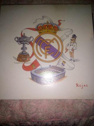 Azulejo del R. Madrid