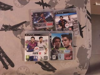Videojuegos PS3 - Fútbol